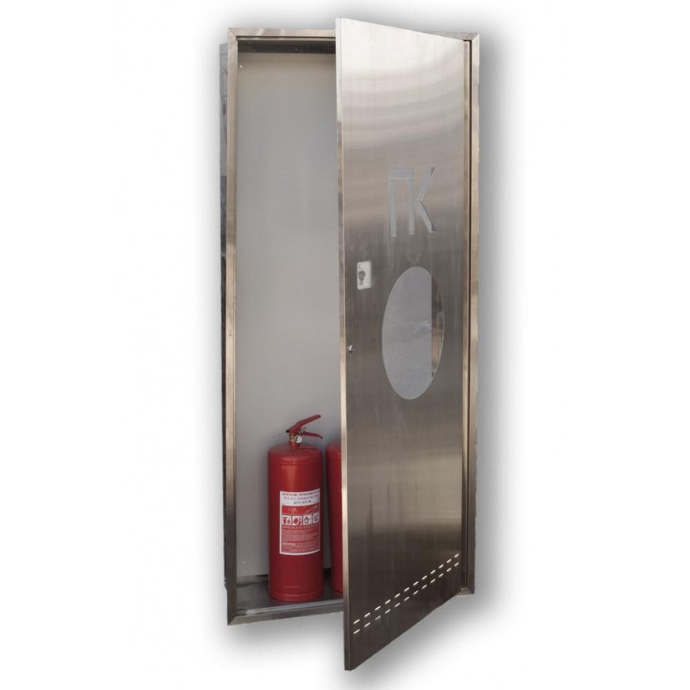 Индивидуальное изготовление пожарных шкафов из нержавейки